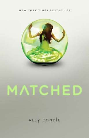 Matched - Ally CondieMy middle child greatly enjoyed the author's writing style and the world she created, and said child charged immediately into the rest of the series.