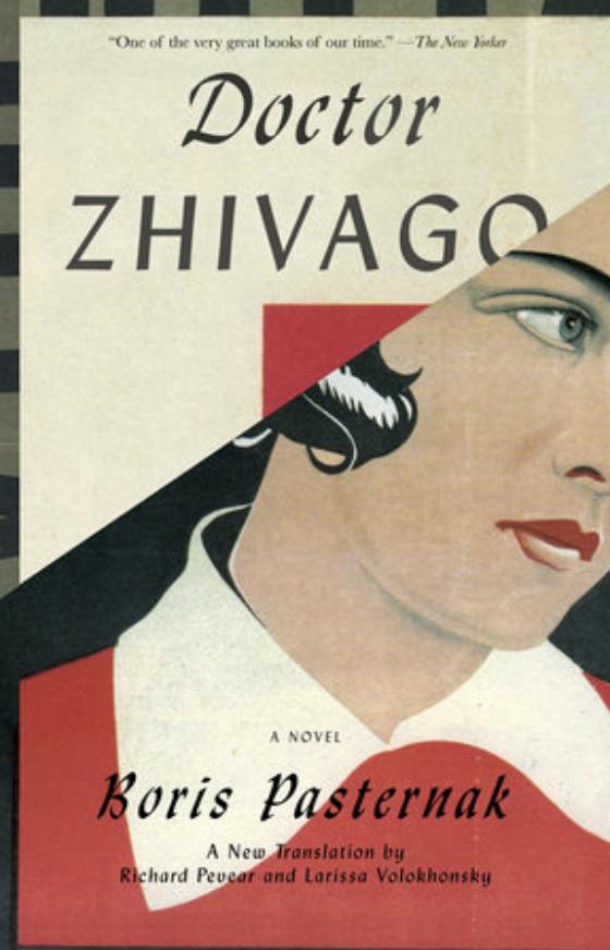 DOCTOR ZHIVAGO - by Boris Pasternak