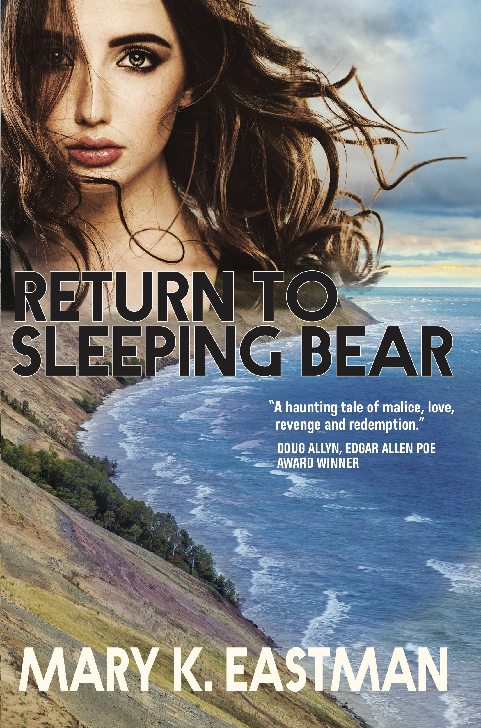 - Plagued by unanswered questions about her origins, Bree is drawn to the Sleeping Bear Dunes area and moves there. She meets Denver and a relationship develops between them. She also meets a man claiming to be her birth father. Things seem to be going great.One day, while on Lake Michigan with a storm brewing, Bree realizes, too late, that things aren't always as they seem. She finds herself and those she loves in a battle for their lives. Survival seems to be just out of reach.More about this authorBuy the book on Amazon