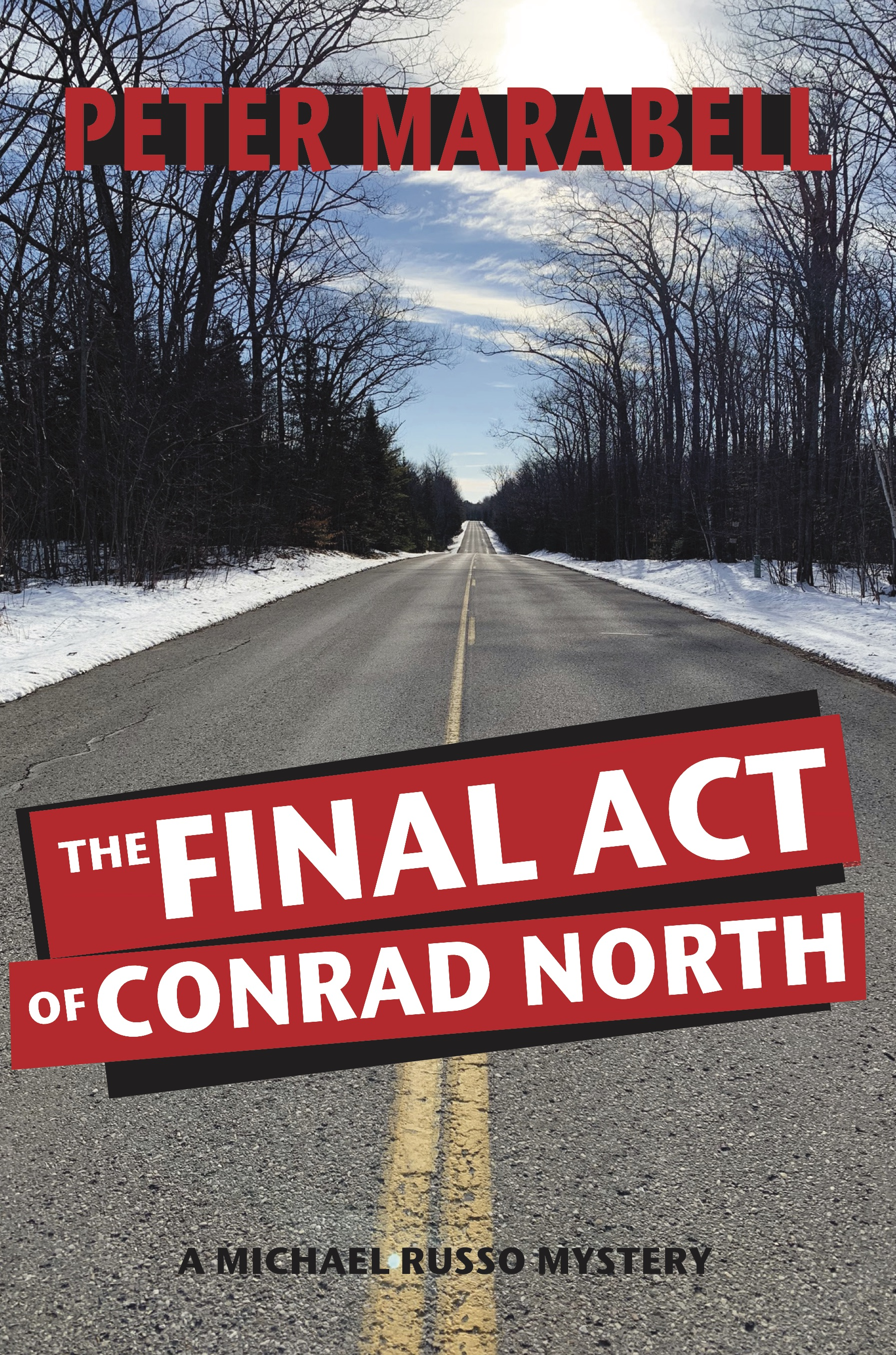 """- """"The case is cold, the leads are dry, the cops care more about watching football and the chief suspect has disappeared.""""""""Conrad North is hiding something, and he's scared Russo has found him out.""""More about the authorBuy the book on Amazon"""