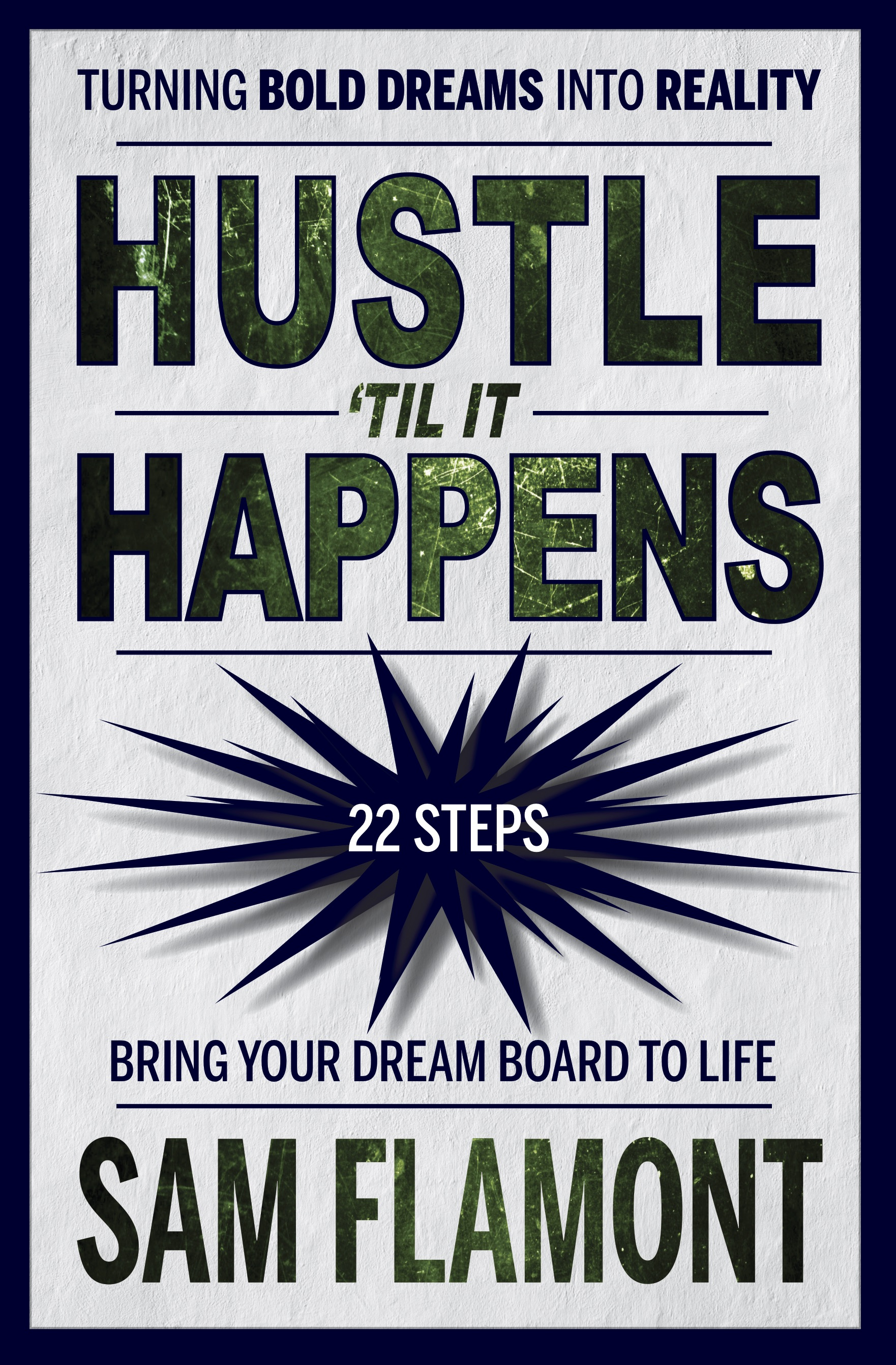"""- HUSTLE 'TIL IT HAPPENS provides great guidance, and the right amount of motivation, to help anyone define their goals, develop the disciplines to achieve them, and recognize that they have the power within themselves to make their dreams a reality. If you're feeling stuck, or not living the life you want to live, pick up this book and start taking action today.""""— ANGIE MORGAN, New York Times best-selling author of Spark: How to Lead Yourself and Others to Greater Success and Leading from the FrontMore about the bookBuy the book on Amazon"""