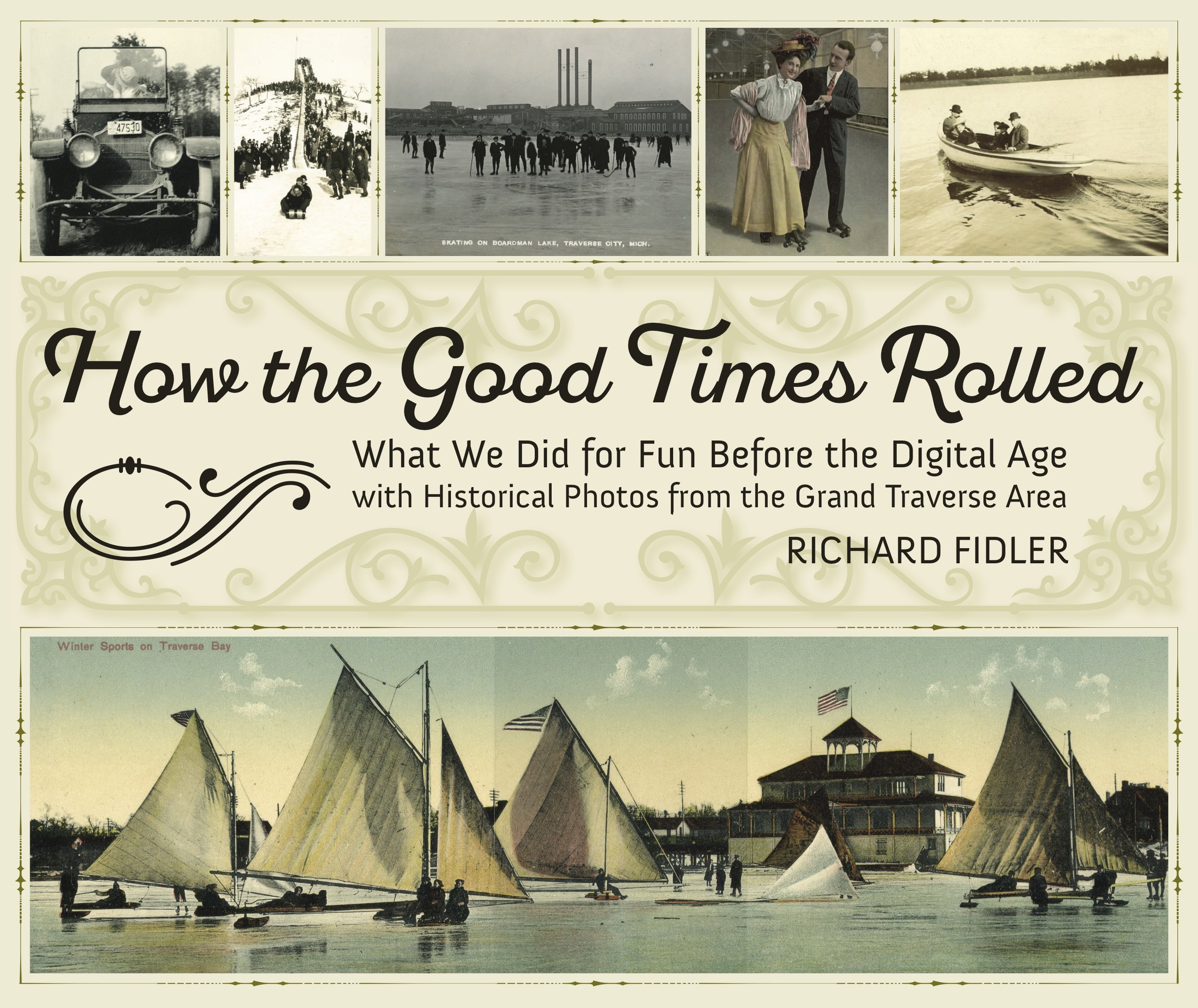 - How the Good Times Rolled tells how we used to take joy in life before the digital age.It reminds us that the real world of nature — and of flesh-and-blood people — offers the greatest reward of happiness. As we hurtle forward to a future we do not understand, it bids us to remember who we were and who, in our heart of hearts, we really are.Buy the book on Amazon.