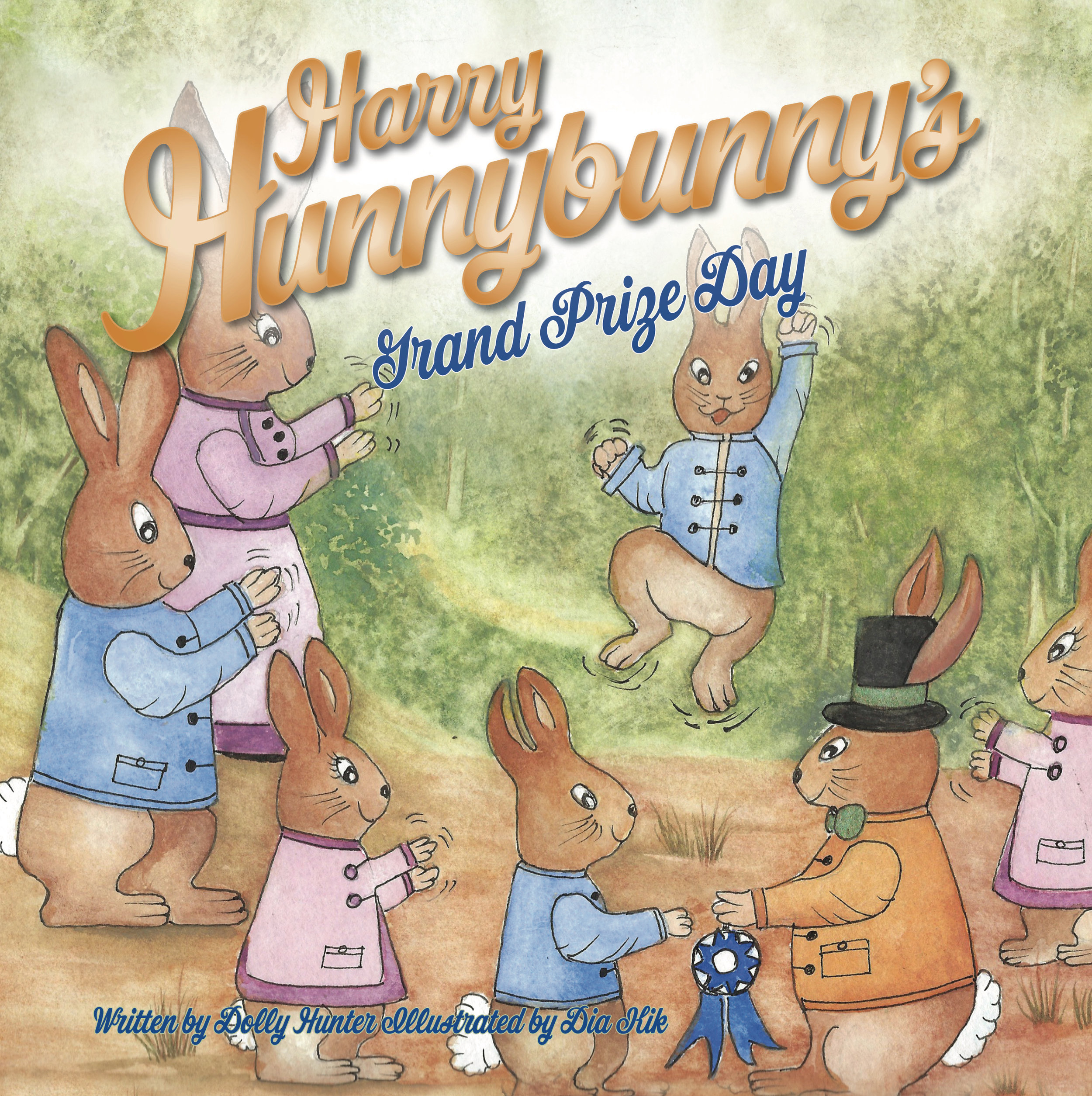 - Harry Hunnybunny wins a prize at a lettuce pie eating contest and gets to spend a day with the Mayor of Carrotville.More about the bookBuy the book on Amazon