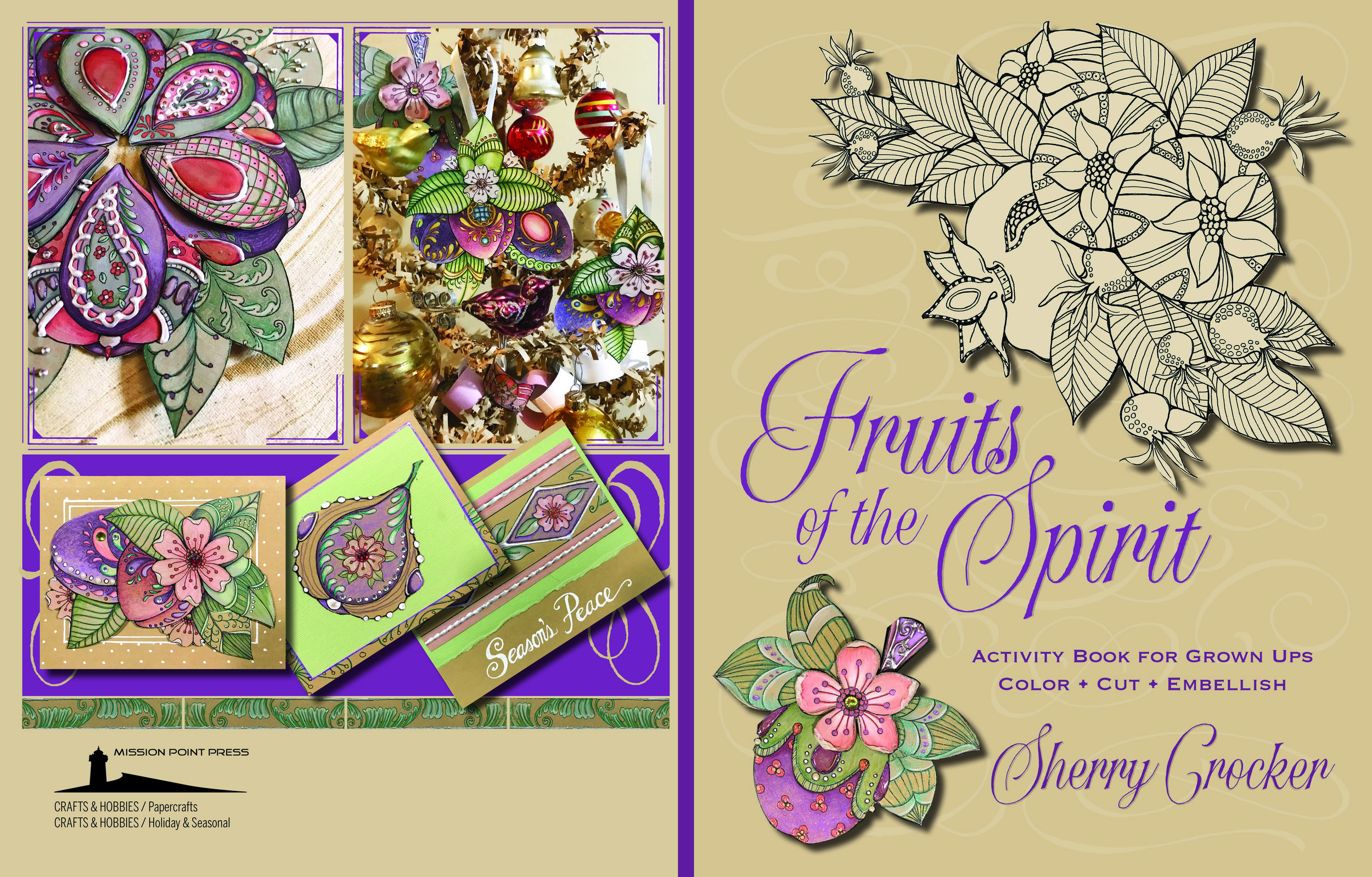 - Beautiful designs for your holiday decorating.More about the bookBuy the book on Amazon