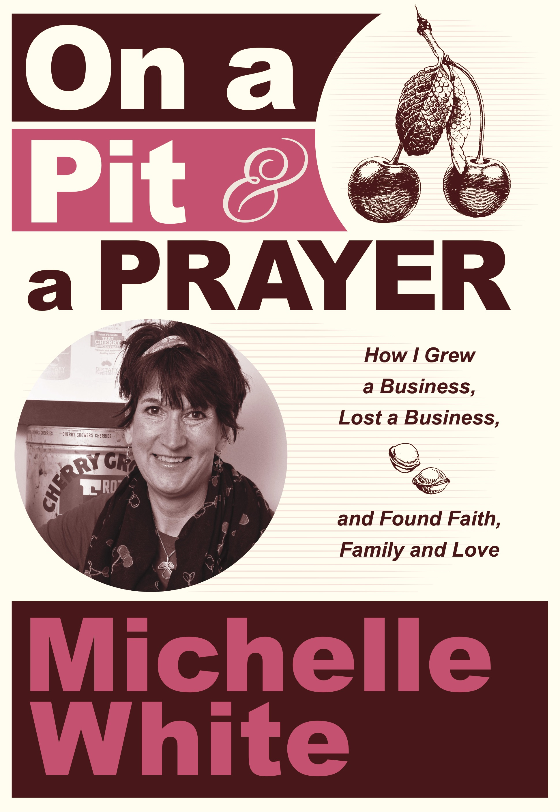 - If you've ever had a great idea for a business, check out Michelle White's candid and cautionary tale, On a Pit and a Prayer. A terrific idea is one thing, but turning it into a successful business is quite another [and] White's story is both compelling and personal.Rebecca Reynolds, Writer/Producer 8180 Films and Co-Creator/ Producer Hollywood & CrimeMore about the bookBuy the book on Amazon