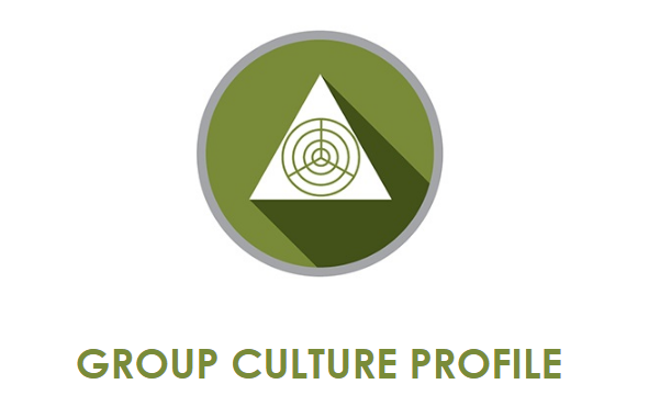 """Group Culture Profile - The Group Culture Profile (GCP) is a 25-item self-assessment designed to measure the culture or """"personality"""" of a work group, team, or organization. Based on the seminal works of Wilfred Bion and Jerry B. Harvey, the GCP measures the underlying emotionality or """"EQ"""" of a group.Your group, team, or organization will be provided with a customized, full color report that includes your team's unique strengths and relative weaknesses. Proven strategies for group development and team process improvement are provided with your report.The GCP is a trademarked and copyright protected (© 2007- 2011 William L. Sparks) and may only be administered and interpreted by qualified facilitators of Sparks & Associates, LLC."""
