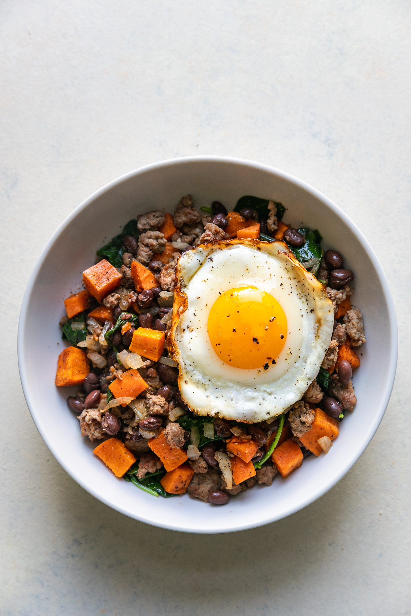 Chor iz Good   Organic Sweet Potatoes, Organic Black Soy Beans, Pastured Pork Chorizo, Cage Free Eggs, Organic Rainbow Chard, Onions, Apple Cider Vinegar, Olive Oil   Moroccan Magic Seasoning   Meal $8.95 | Snack $4.95