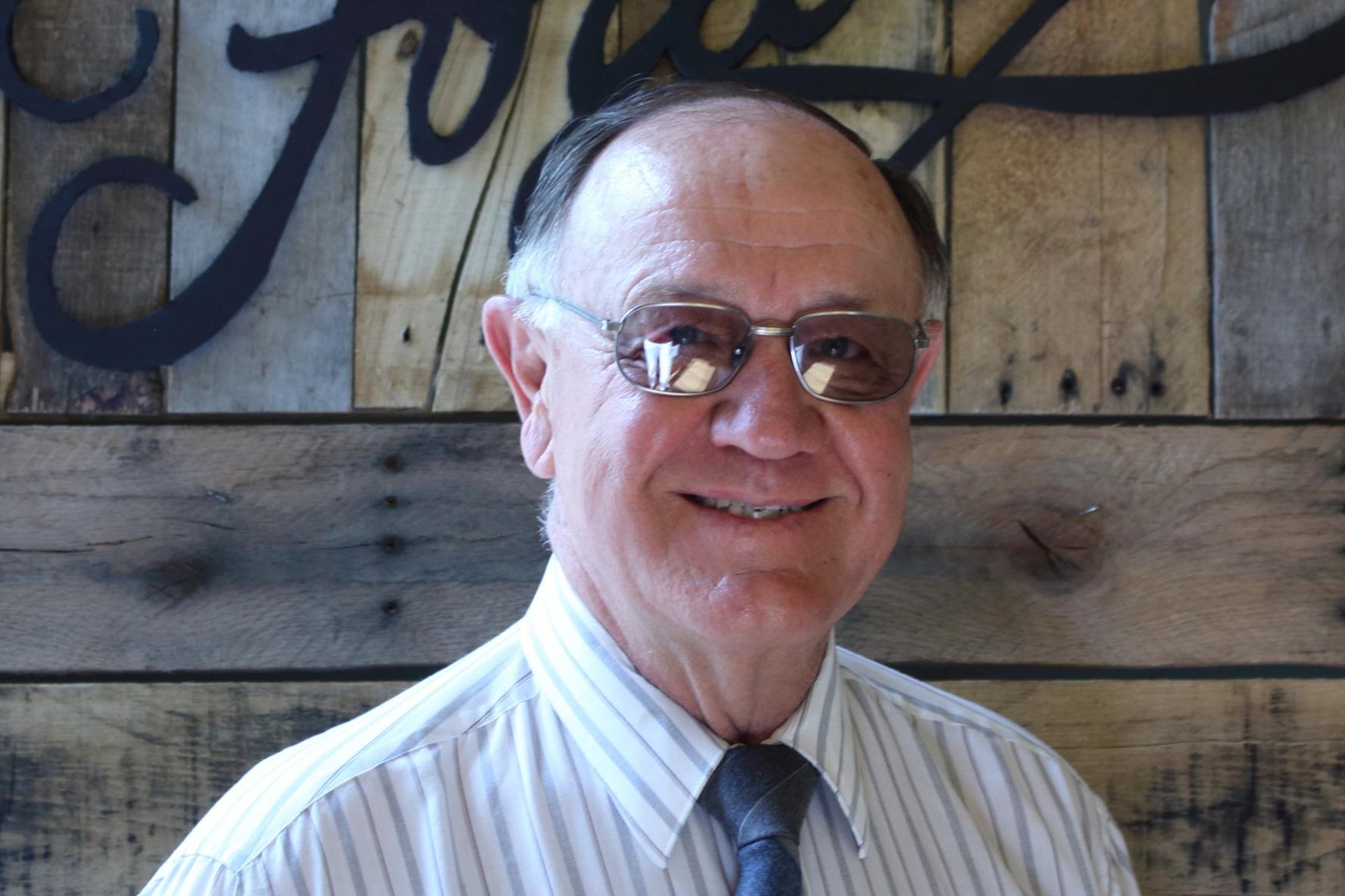 Pastor Rod Collins