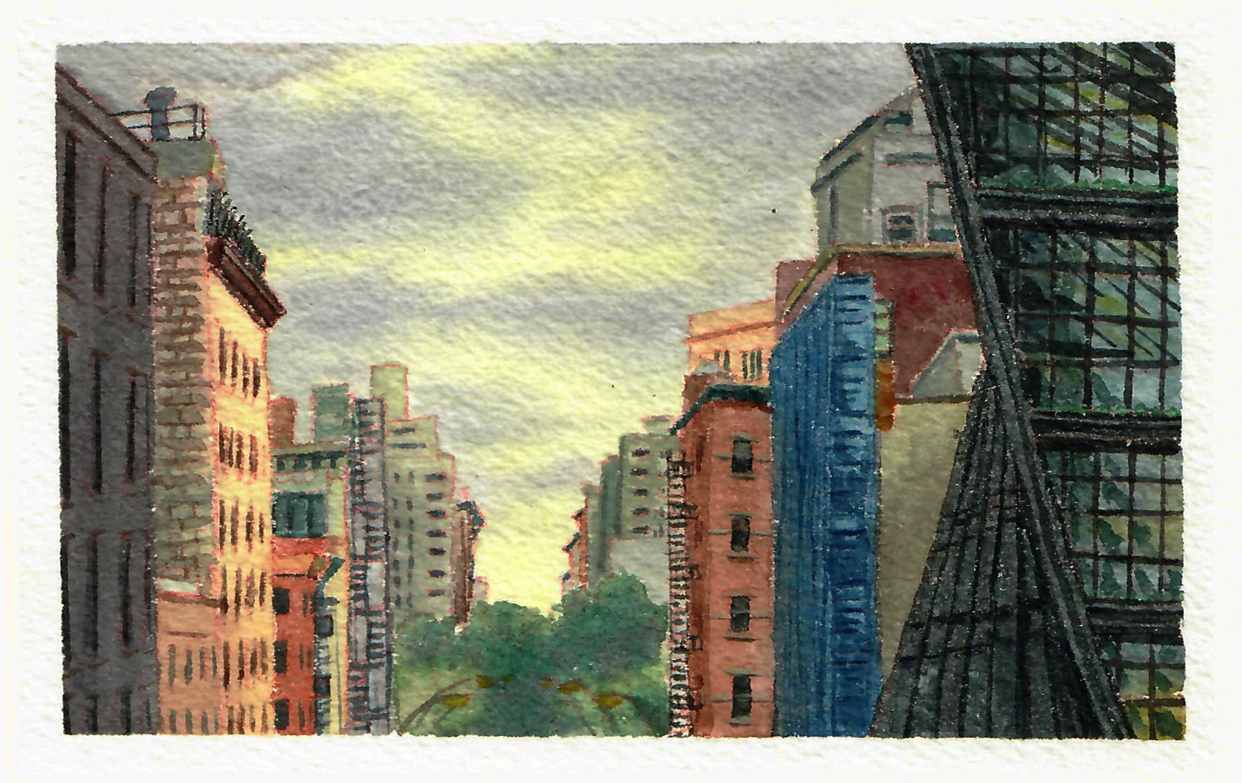 nyc sketchbook-5 highline.png