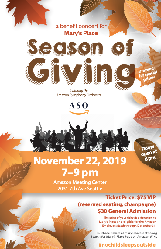 Season of Giving - Featuring the Amazon Symphony Orchestra