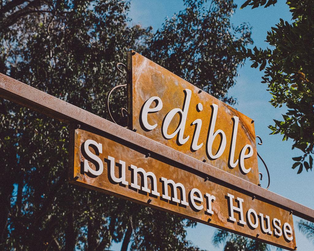 Edible Summer House -