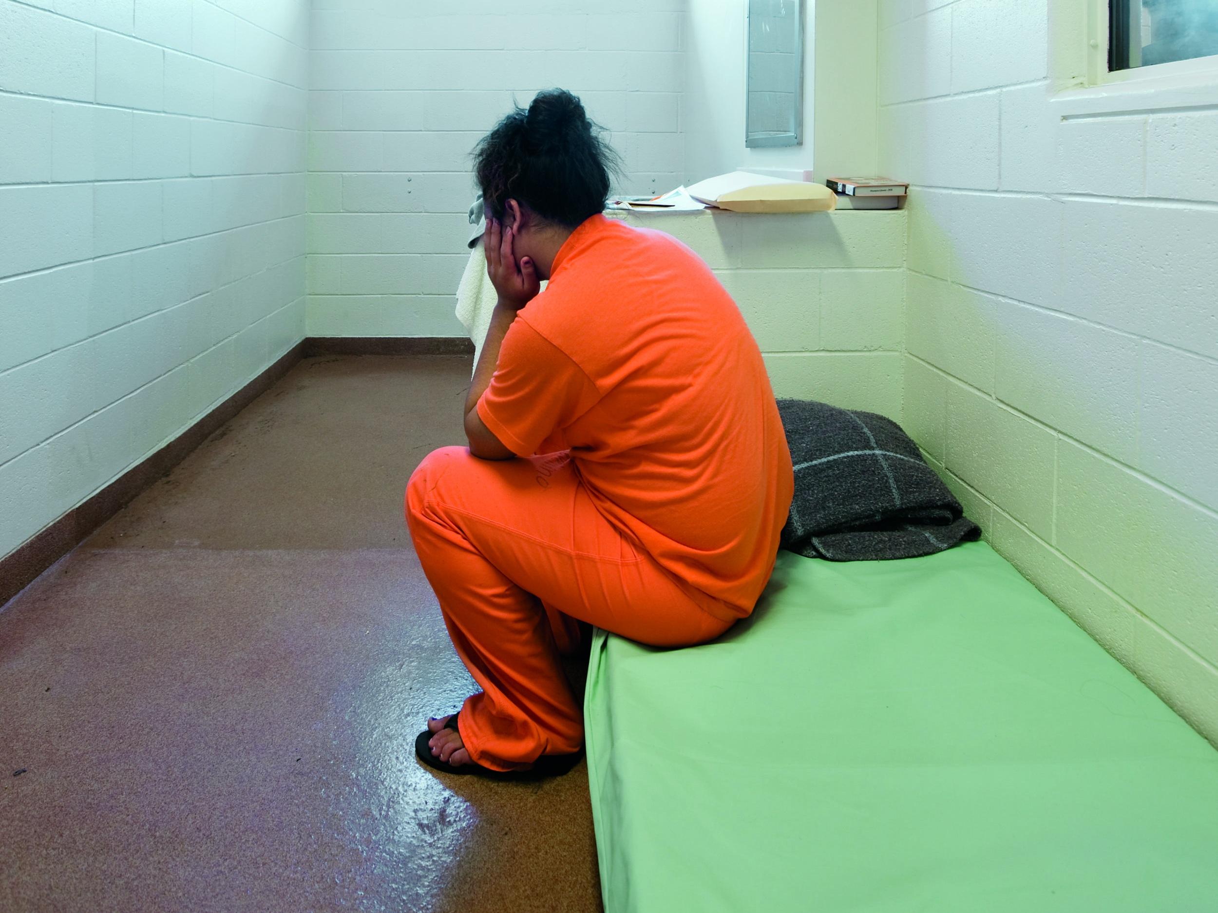 5. Transgender Isolation - Incarcerated transgender youth