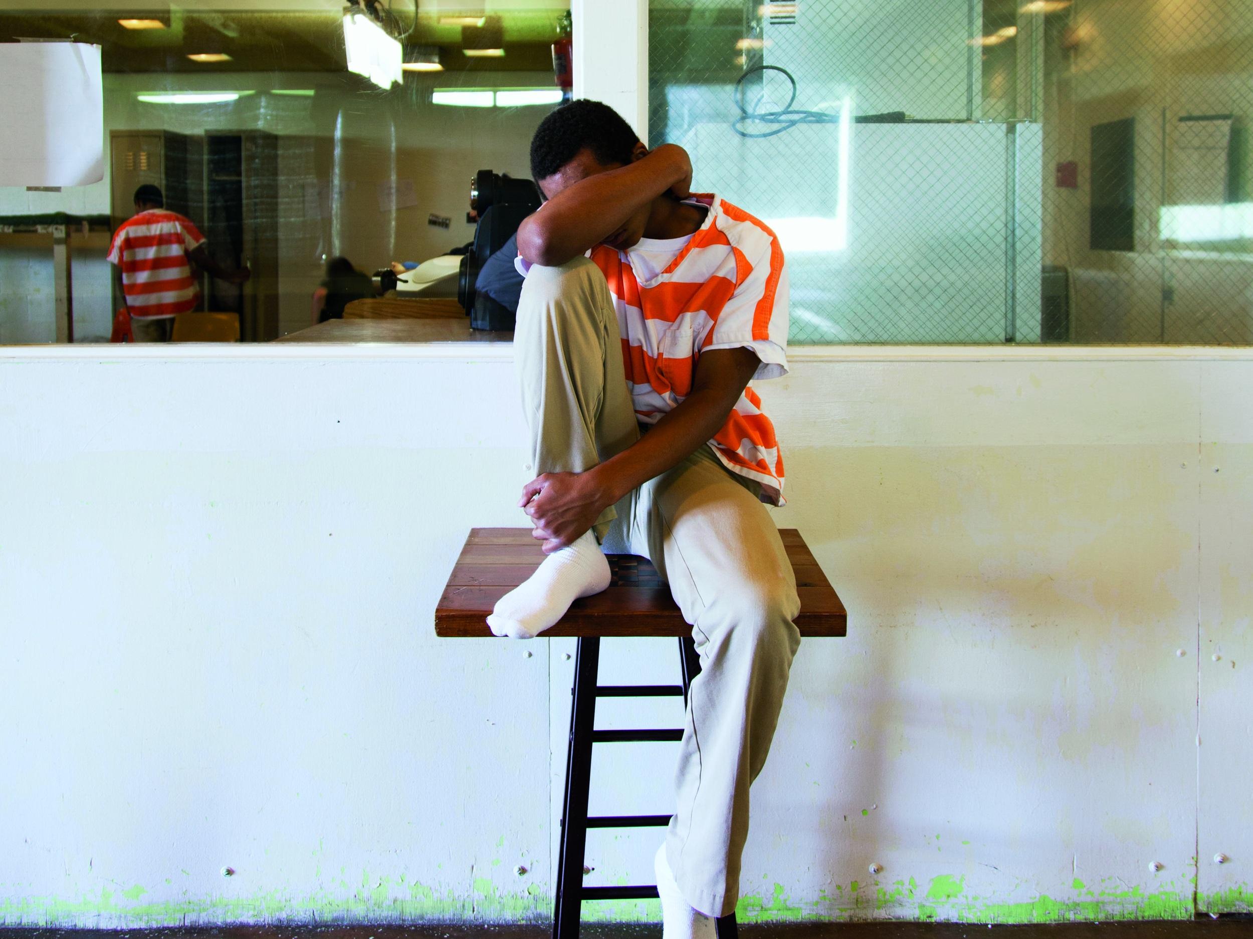 6. LGBTQ - Isolation of incarcerated LGBTQ youth
