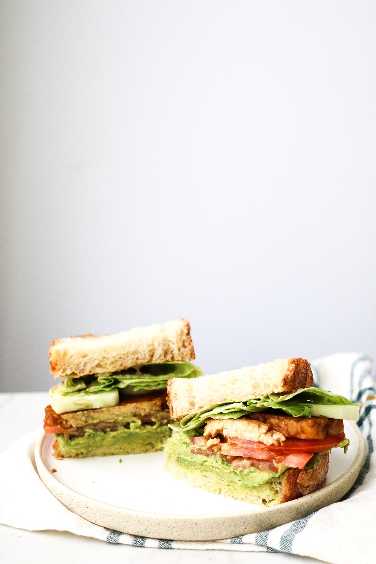 Honestly, the easiest (and tastiest) sandwich y'al will make!