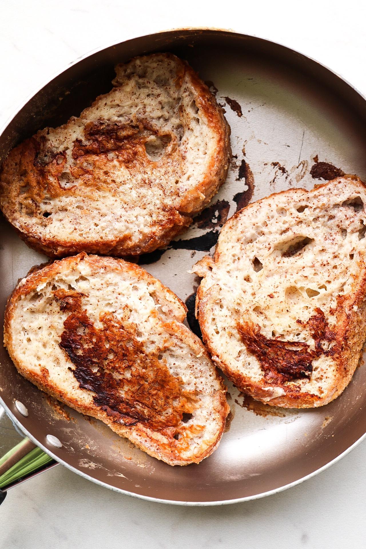 Cook until golden brown :)