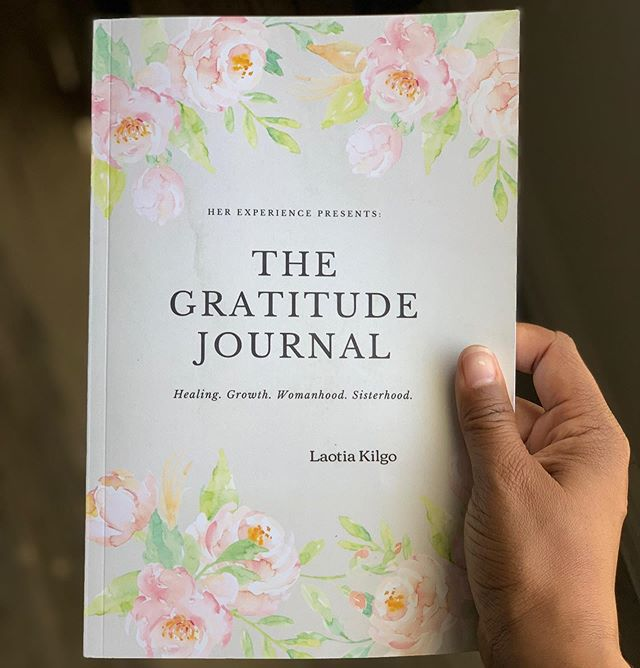 Gratitude Journal now available! Link in bio. #gratitude #grateful #gratitudejournal #selfcare #selflove #journaling #journal