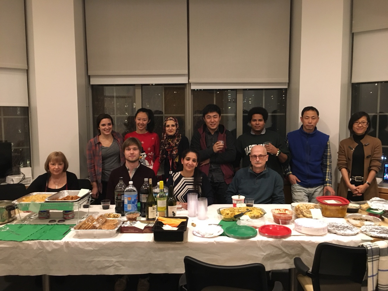 Winter Holiday Party, 2016
