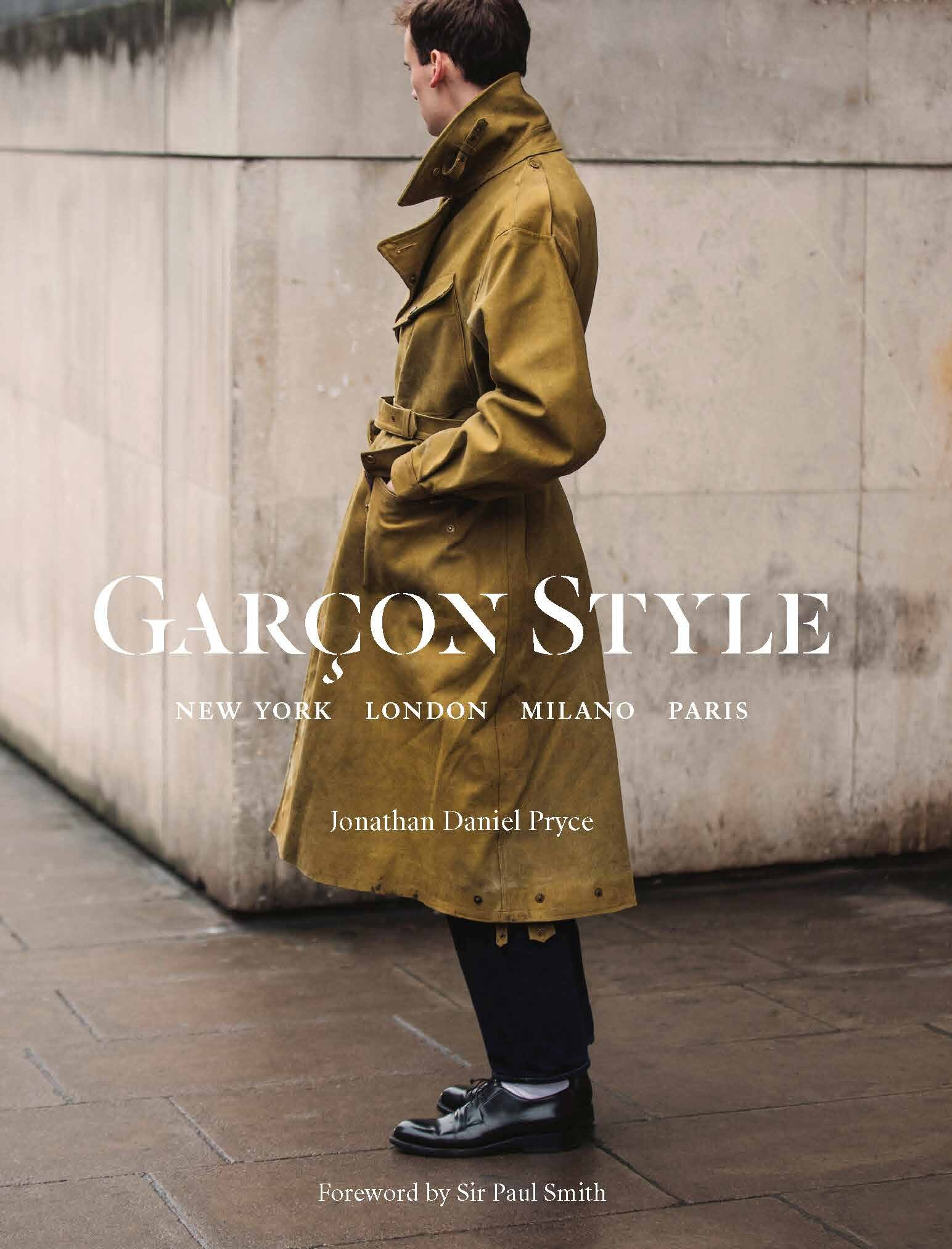 GARÇON STYLE - New York London Milano Parisby Jonathan Daniel Pryce | Laurence King