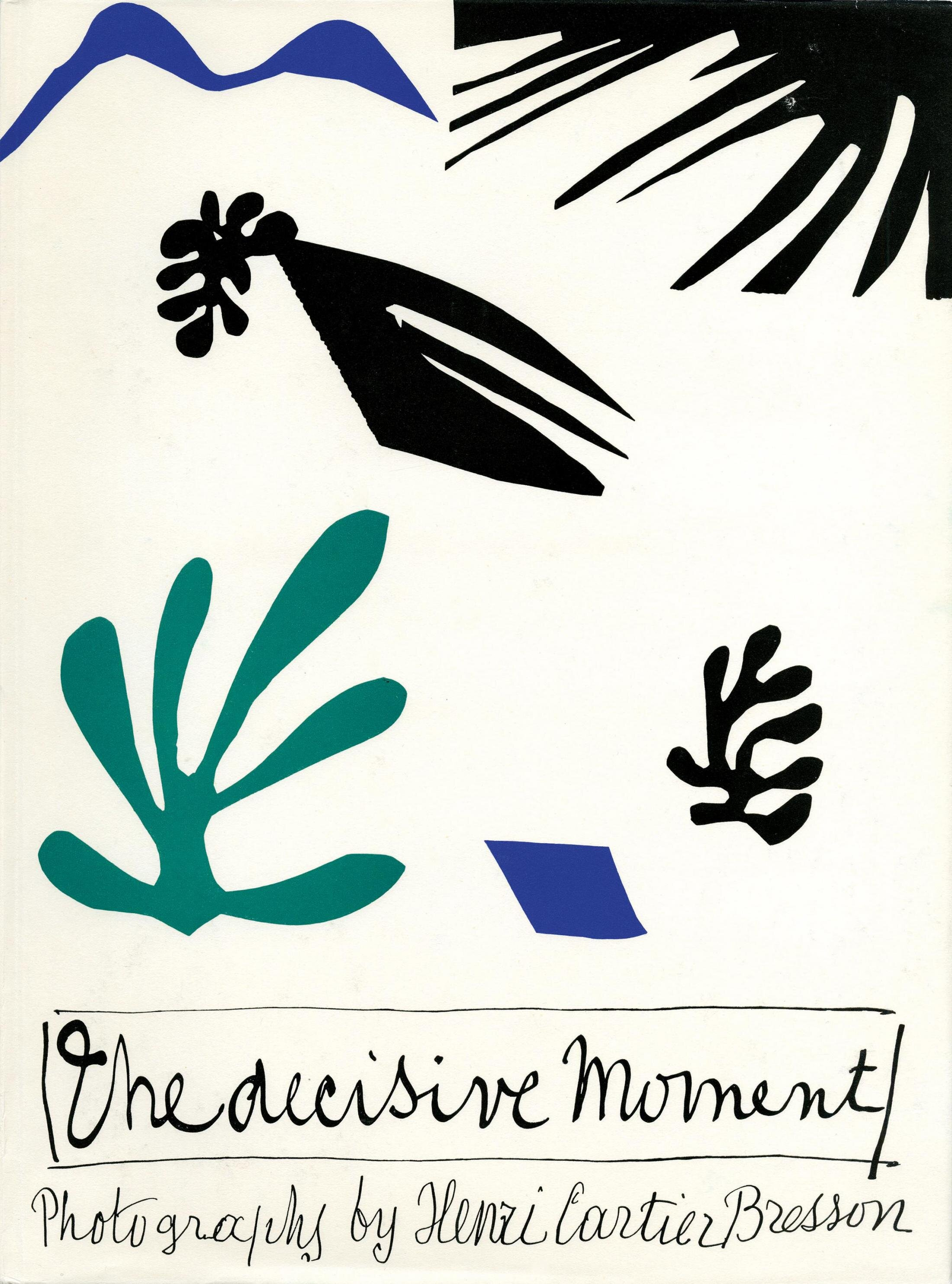 ONE DECISIVE MOMENT - Photographs by Henri Cartier Bresson | Steidl Books