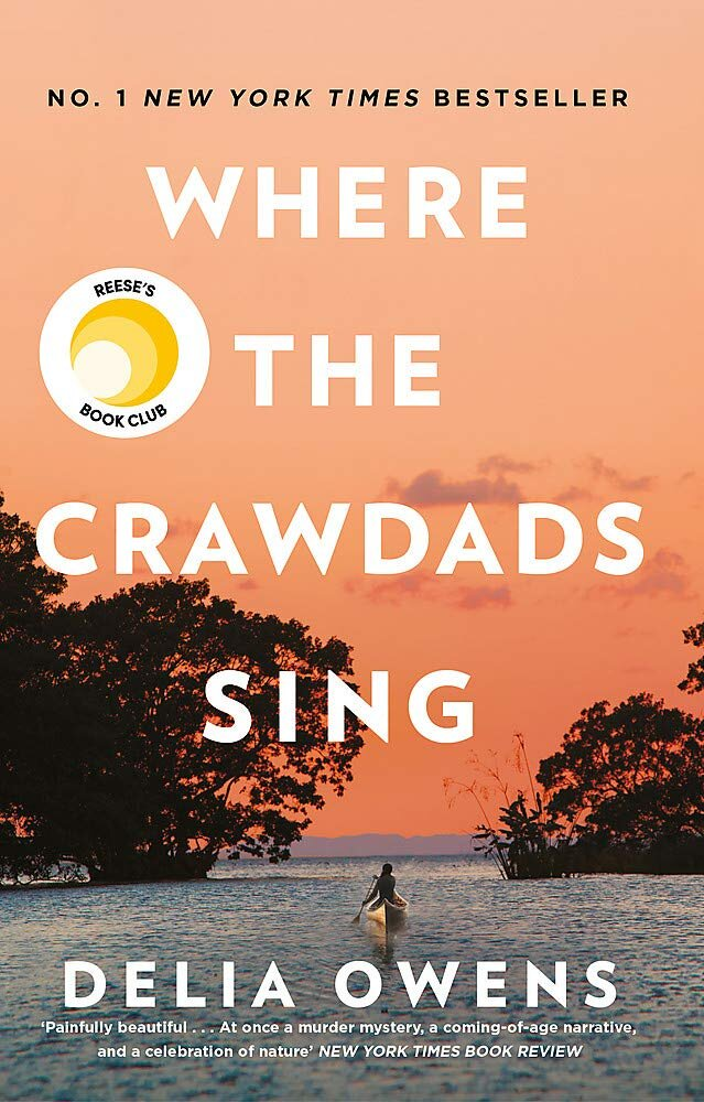 WHERE THE CRAWDADS SING - By Delia Owens | G.P. Putnam's Sons