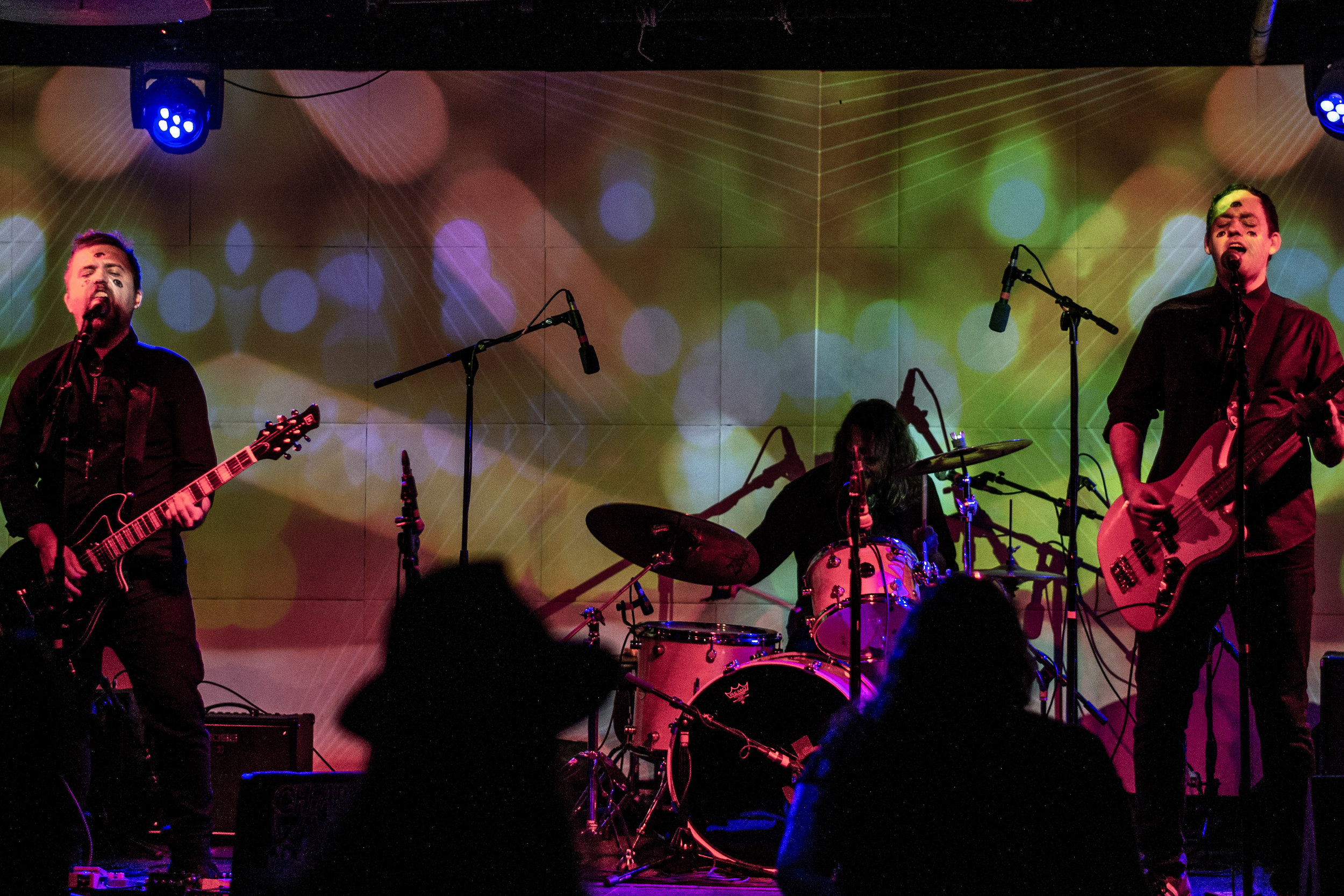 Photo by Helaine Bach, Empire Control Room, ATX, Hot Summer Nights, July 2019