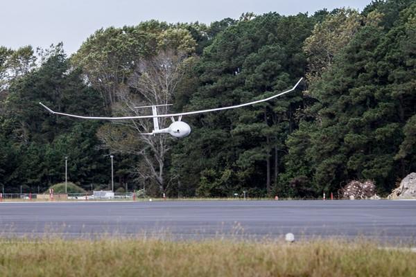 Vanilla Aircraft NASA Wallops landing.jpg
