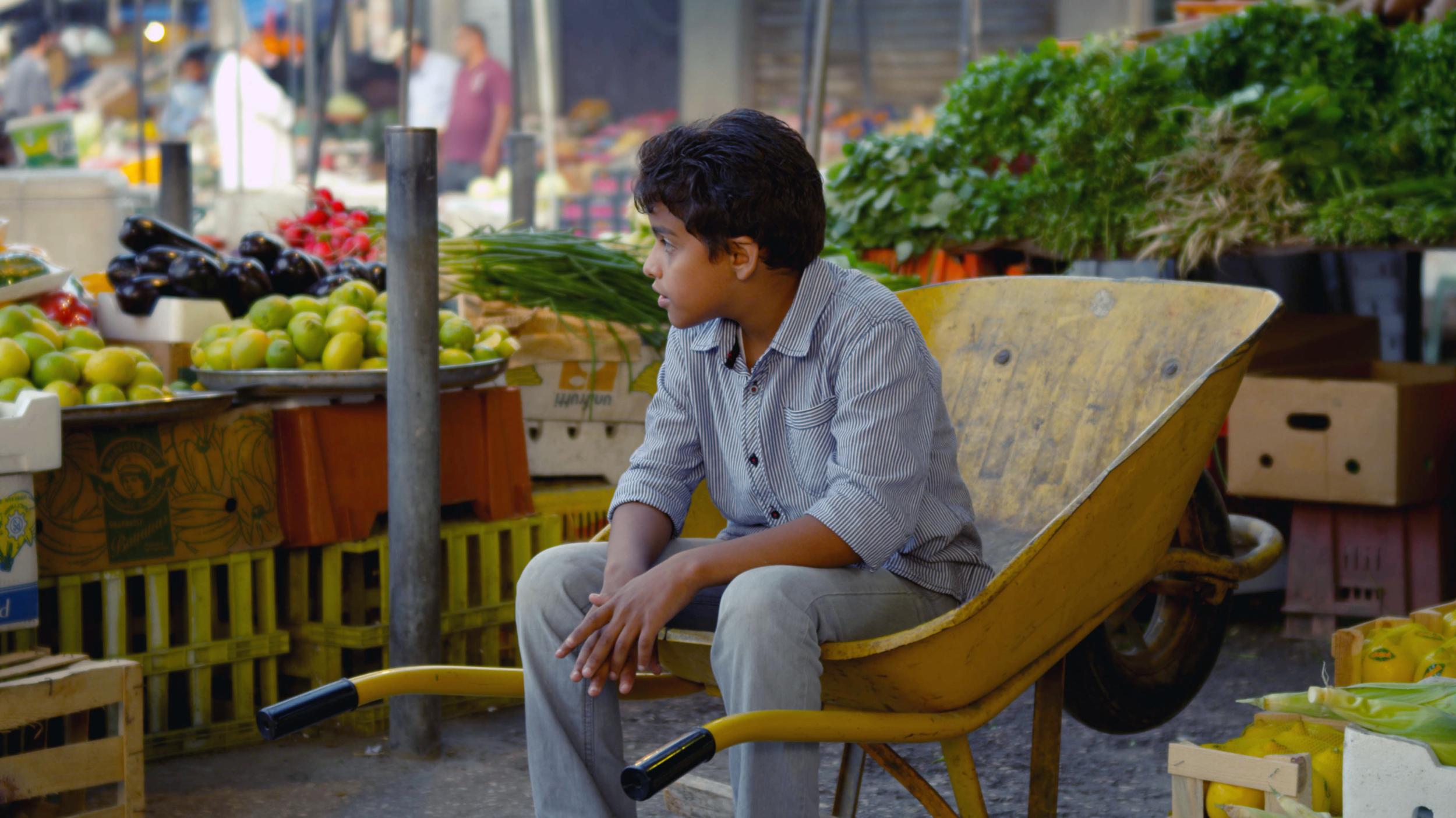 Central Market - (2014) Short film
