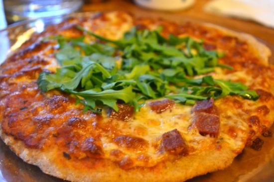 Pizza from Smitten Kitchen