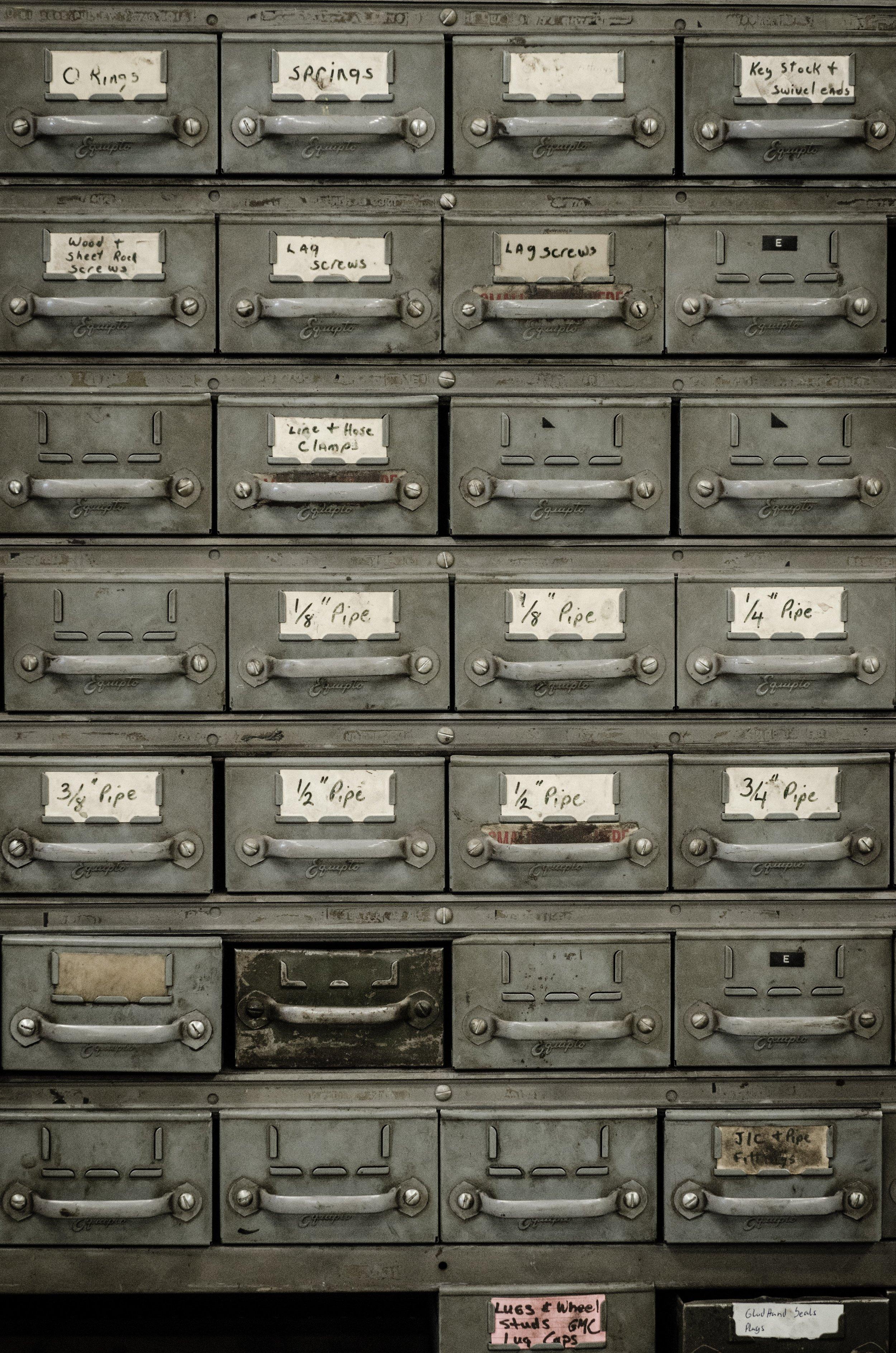 Cataloging