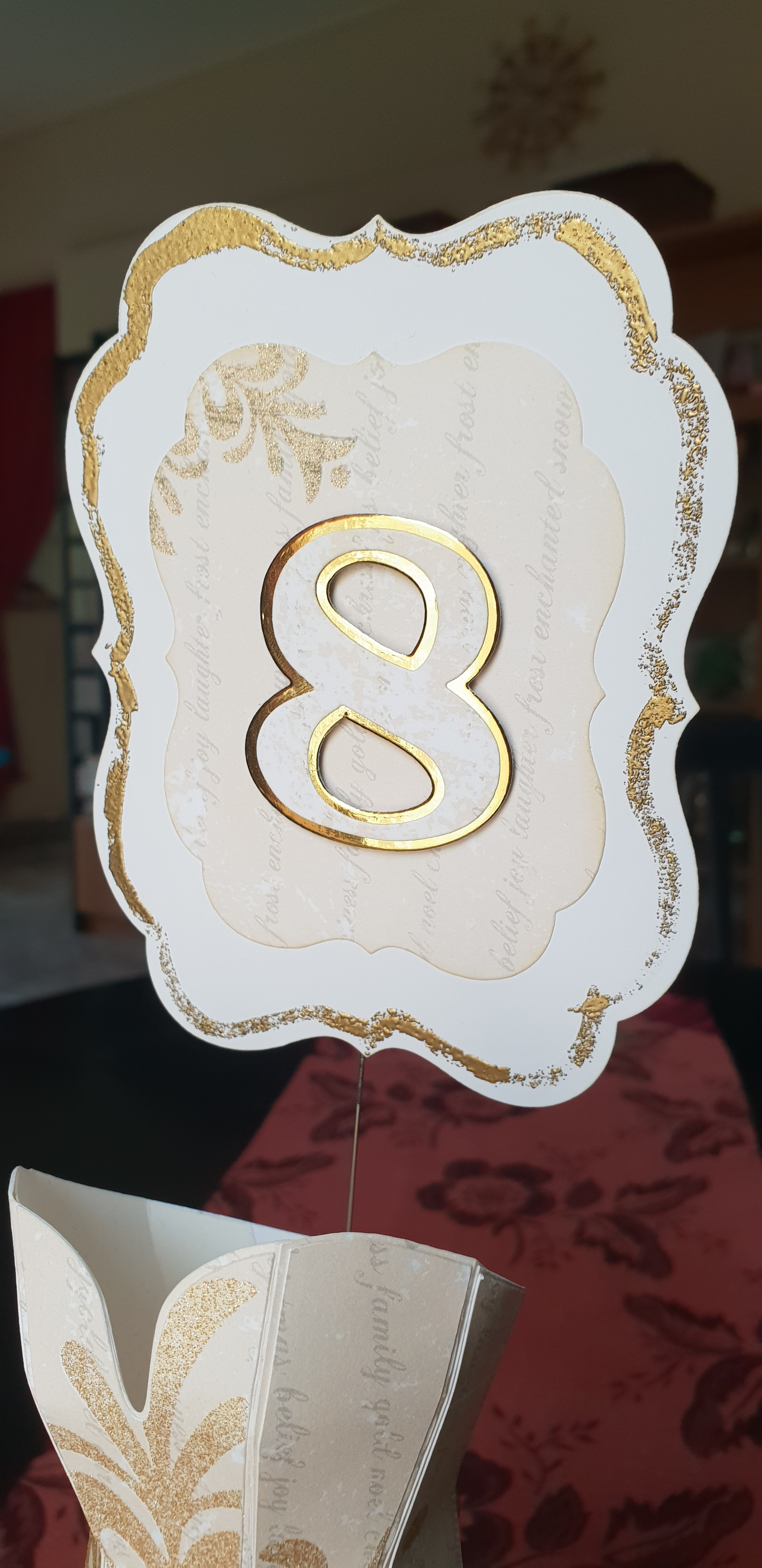 Table number detail