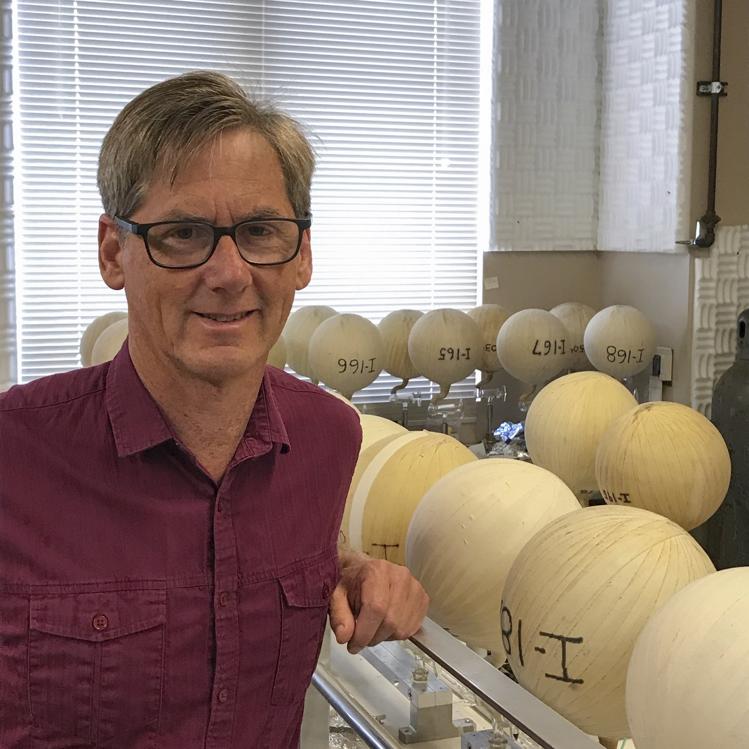 Ralph is professor of geochemistry in the Geosciences Research Division of Scripps Institution of Oceanography, University of California, San Diego. He was the first to demonstrate that the O2 content of air is decreasing due to the burning of fossil fuels and has directed a program to track this decrease since 1989. Since 2005 he has also directed the Scripps CO2 program which sustains the iconic record of carbon dioxide at Mauna Loa and other sites, begun by his father, Charles D. Keeling.