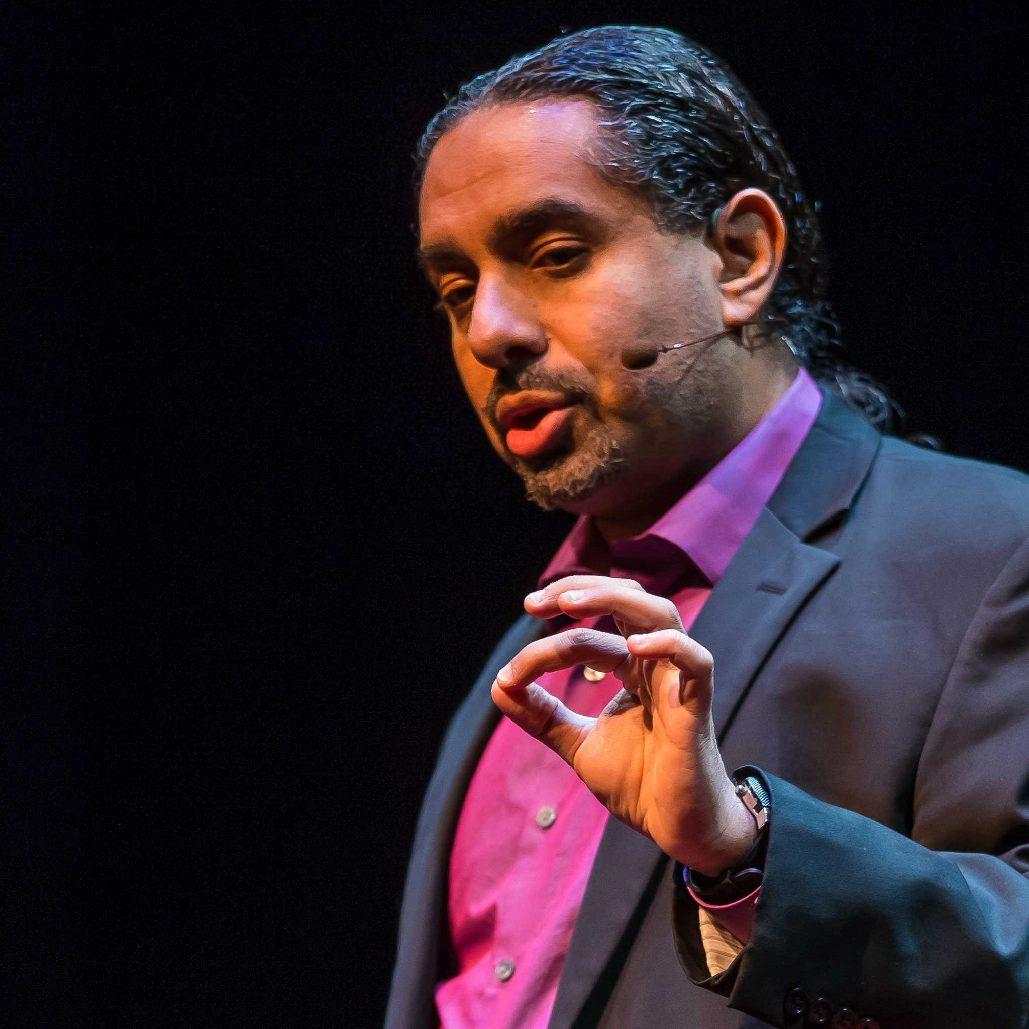 """Ramez Naam is a computer scientist, investor, and award-winning author of five books, including   The Infinite Resource: The Power of Ideas on a Finite Planet  , which charts a path to innovating our way beyond the challenges of climate change, ocean destruction, food, water, energy, population, and more.    Ramez is the Co-Chair for Energy and Environment at  Singularity University  at NASA Ames. He speaks around the world on innovation, exponential technology, solving environmental challenges, and  disruptive energy technologies.    Ramez's seminal 2011 Scientific American article, """" Smaller, Cheaper, Faster """" observed that the price of solar power was dropping exponentially and would eventually be lower than that of any other energy source. He's since detailed the exponential trends in  wind power ,  energy storage , and  electric vehicles . His observations have been quoted by Nobel laureate Paul Krugman, by Ray Kurzweil and Peter Diamandis, and by energy and financial analysts around the world. In addition to his energy analysis, Ramez is an angel investor in numerous clean energy startups, a board member of E8 Angels, and the founder and leader of the  first AngelList syndicate devoted to clean technology .    His work has appeared in or been quoted in  The New York Times ,  The Wall Street Journal ,  The Economist ,  The Atlantic ,  Slate ,  Business Week ,  Discover ,  Wired , and  Scientific American . He's appeared on MSNBC, on Yahoo Finance, and has spoken to public audiences, corporate leaders, and government leaders on six continents, from Istanbul to Shanghai; from Buenos Aires to Washington DC.    Follow Ramez on twitter:  @ramez"""