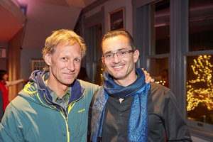 Neal Bidleman and Mario Molina