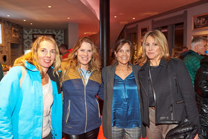 Catherine Lutz, Cindy Hirschfeld, Jacquelyn Francis, and Susan Plummer