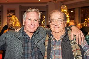David Breashears and John Wilcox