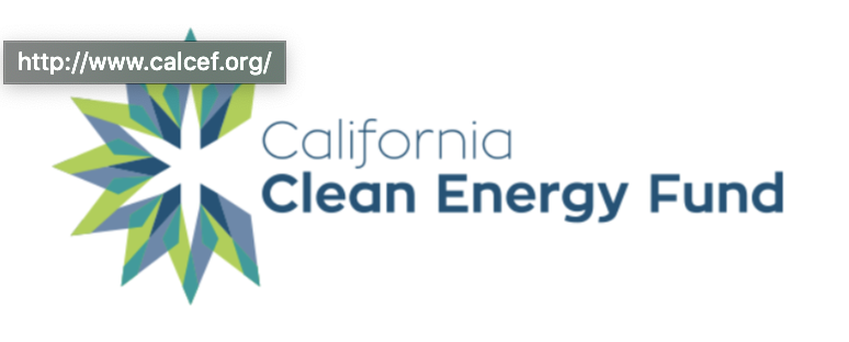 California clean Energy fund (calcef) and New energy nexus (nexus) - Forming a qualified Clean Energy Opportunity Zone Fund to allow developers to improve economics and the project level and deploy resources to higher risk projects.