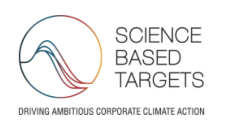 science based targets - Providing companies with a clearly defined pathway to future-proof growth by specifying how much and how quickly they need to reduce their greenhouse gas emissions.