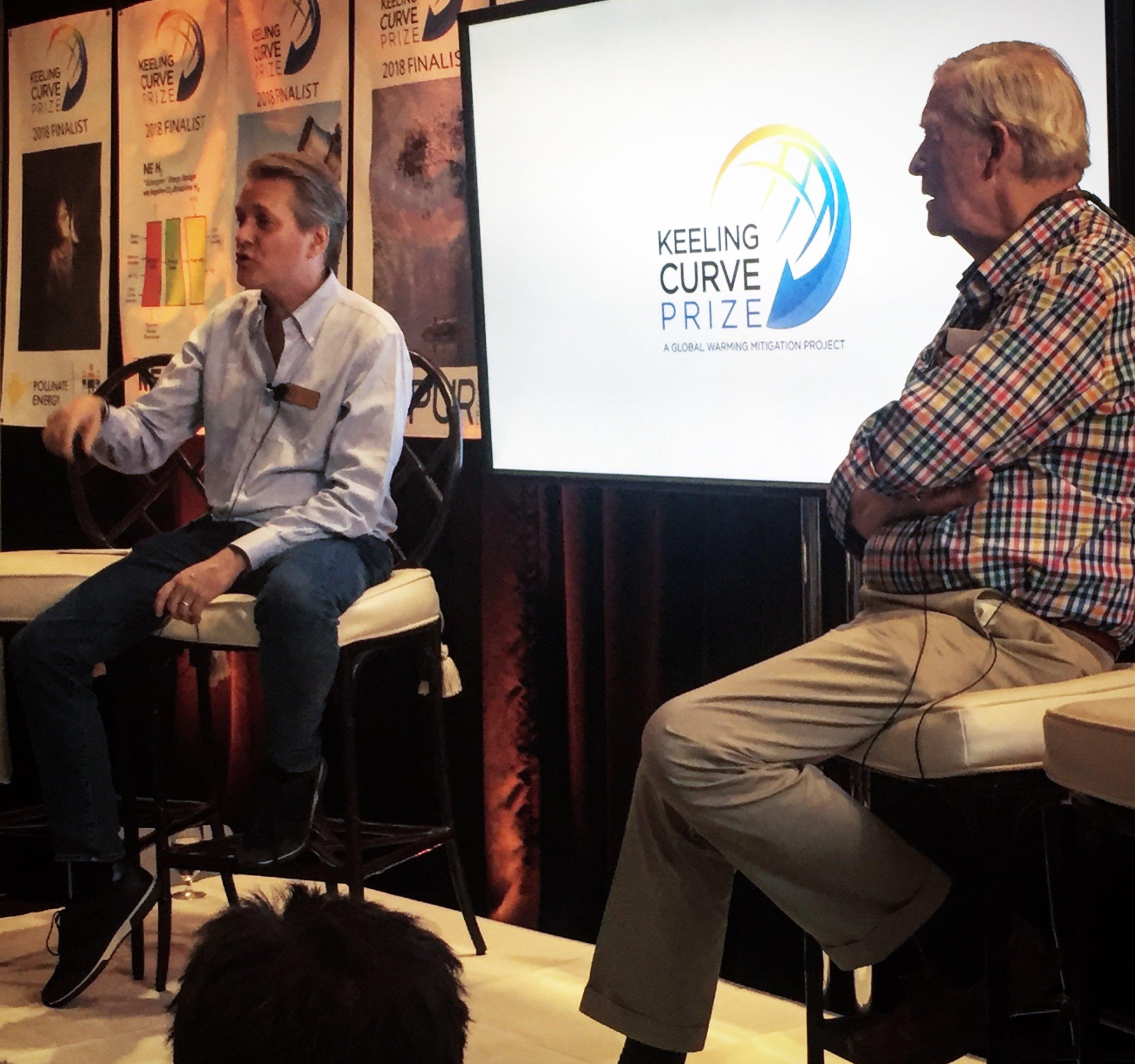 KCP awards 2018: George Polk and Sen. Tim Wirth