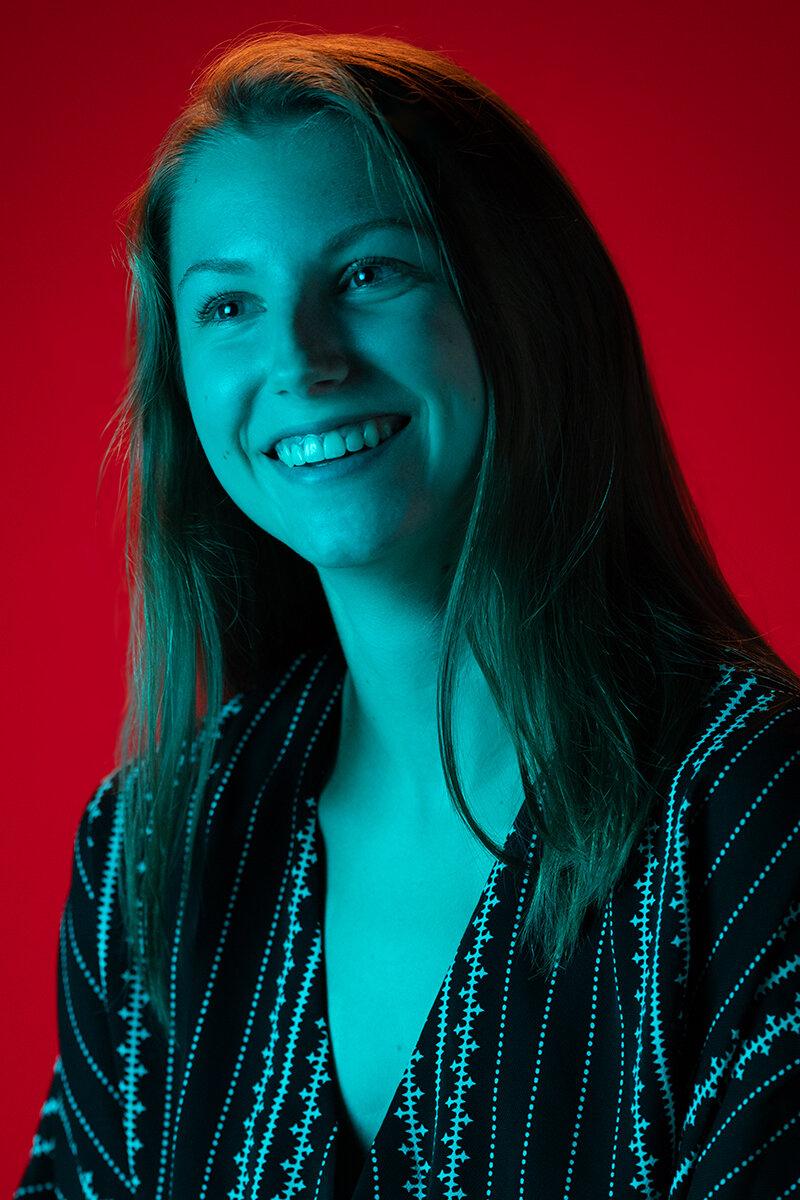 Danica Studioso - Editor