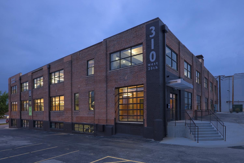 Zahner Building -  After