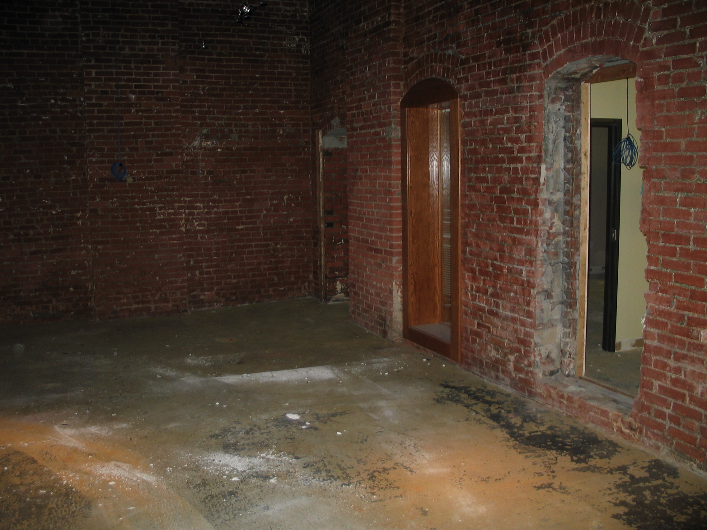 townsend Building -  Before