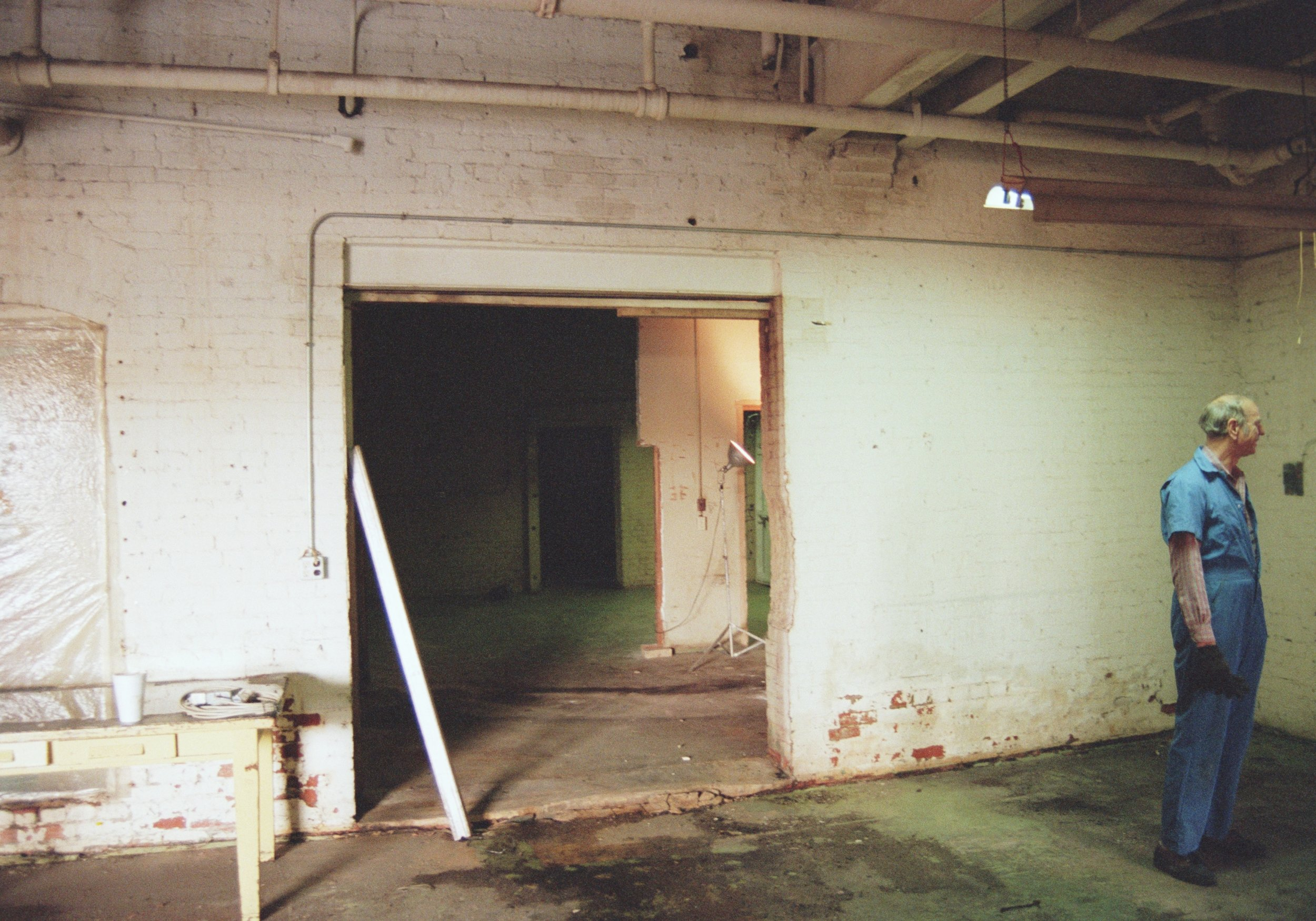 townsend Building interior -  beore