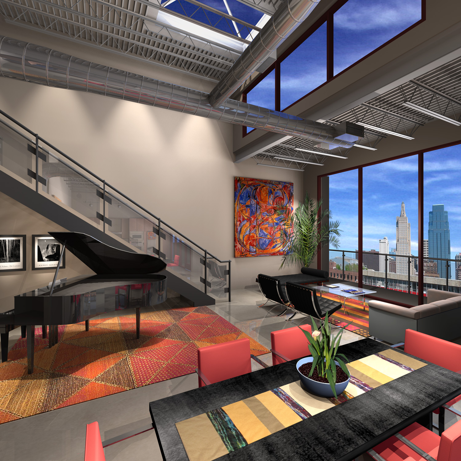 1819 LOfts -  after