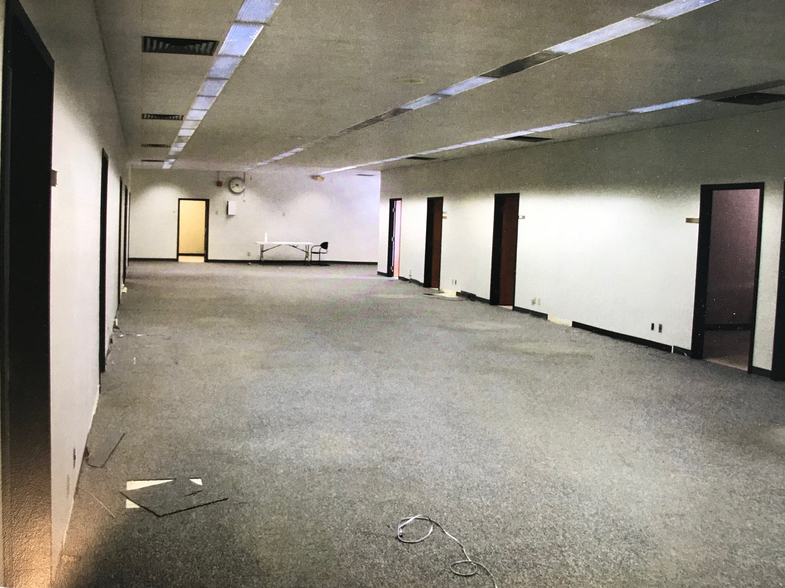 6717 Building -  before