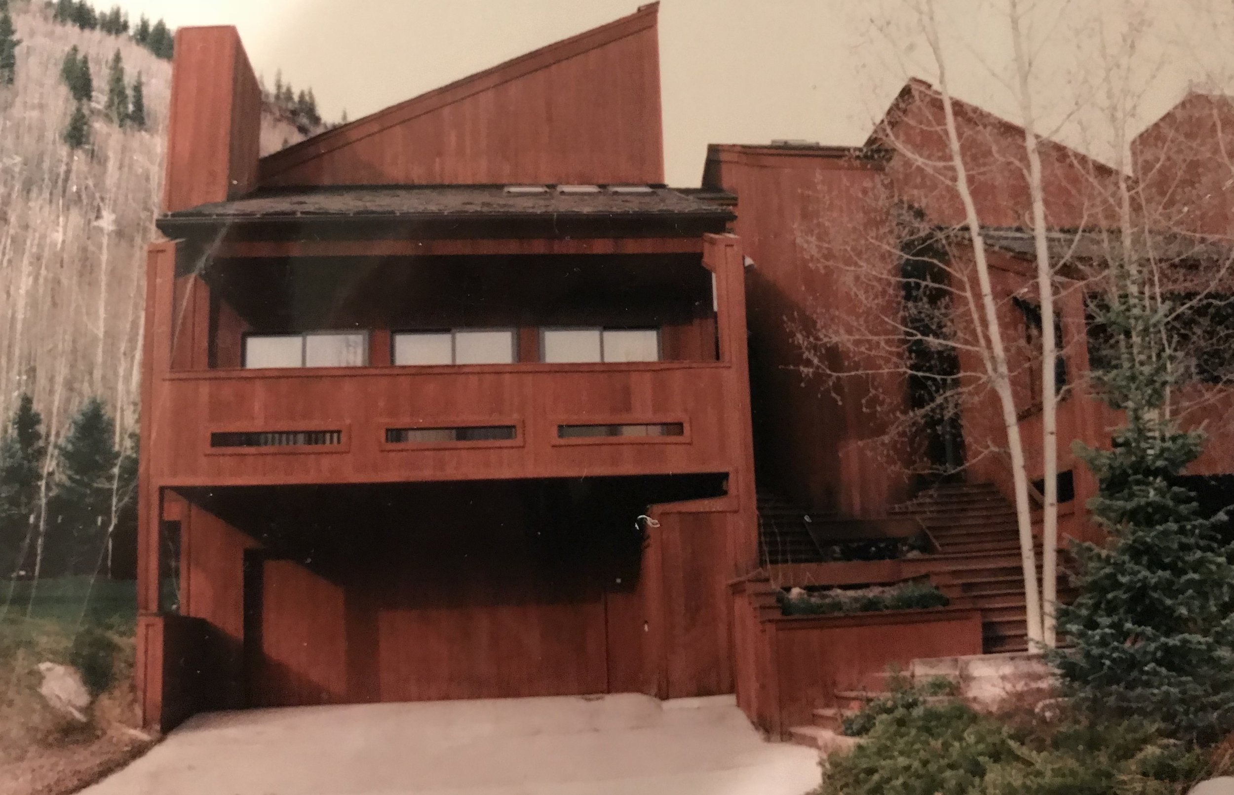 VAIL RESIDENTIAL -  Before