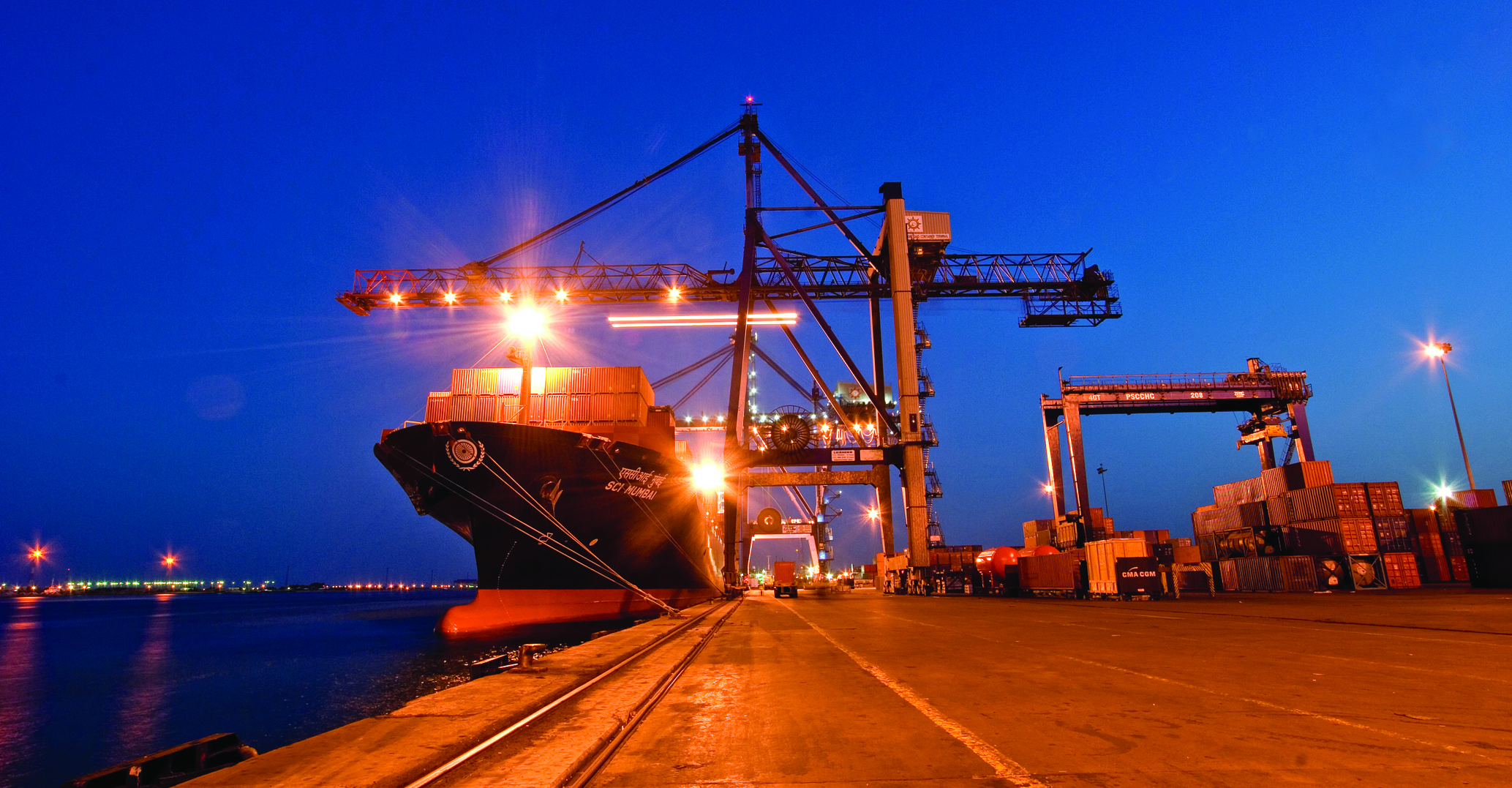 A Container Port Solutions Company from APAC - Positioning its brand in the Latin America region