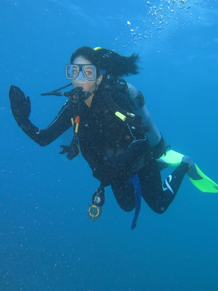 Scuba Diving at the Great Barrier Reef!