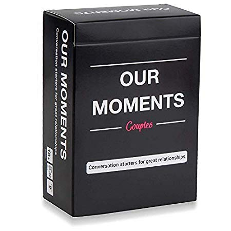 Our Moments Game-Amazon 18.95