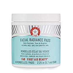 Facial Radiance Pads-Amazon 32.00