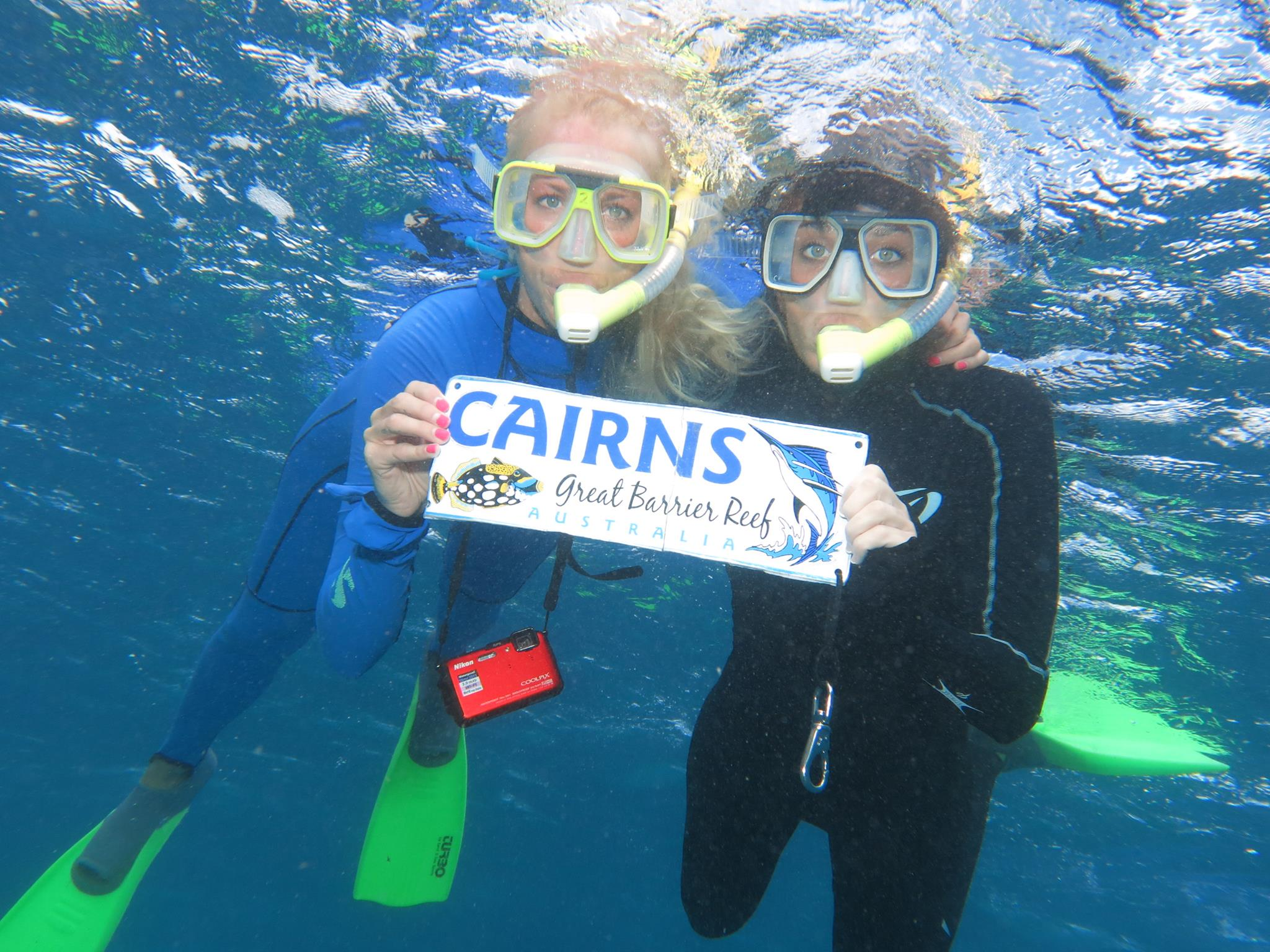 Snorkeling and Scuba Diving the Great Barrier Reef